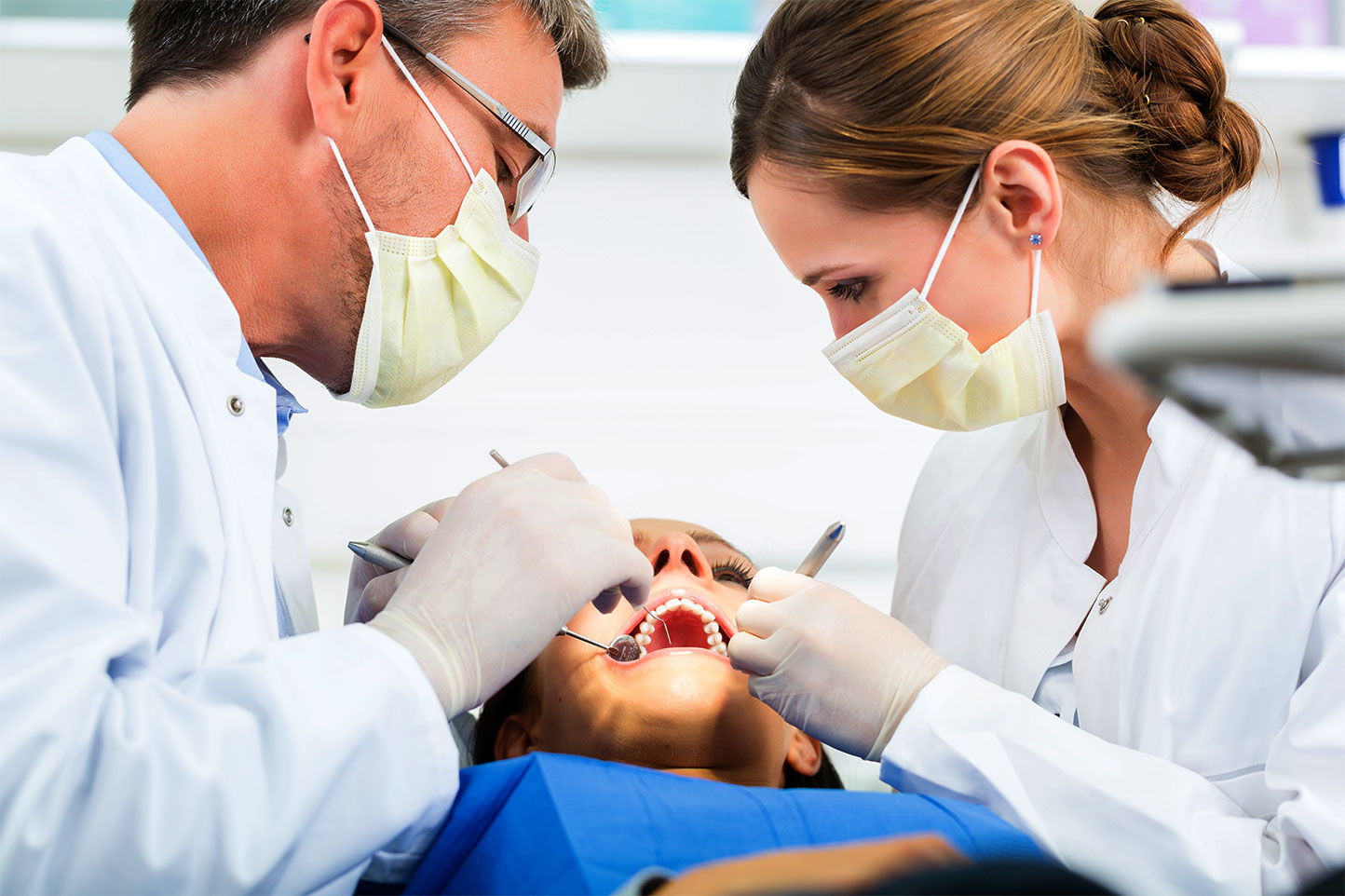 how to show initiative as a dental assistant
