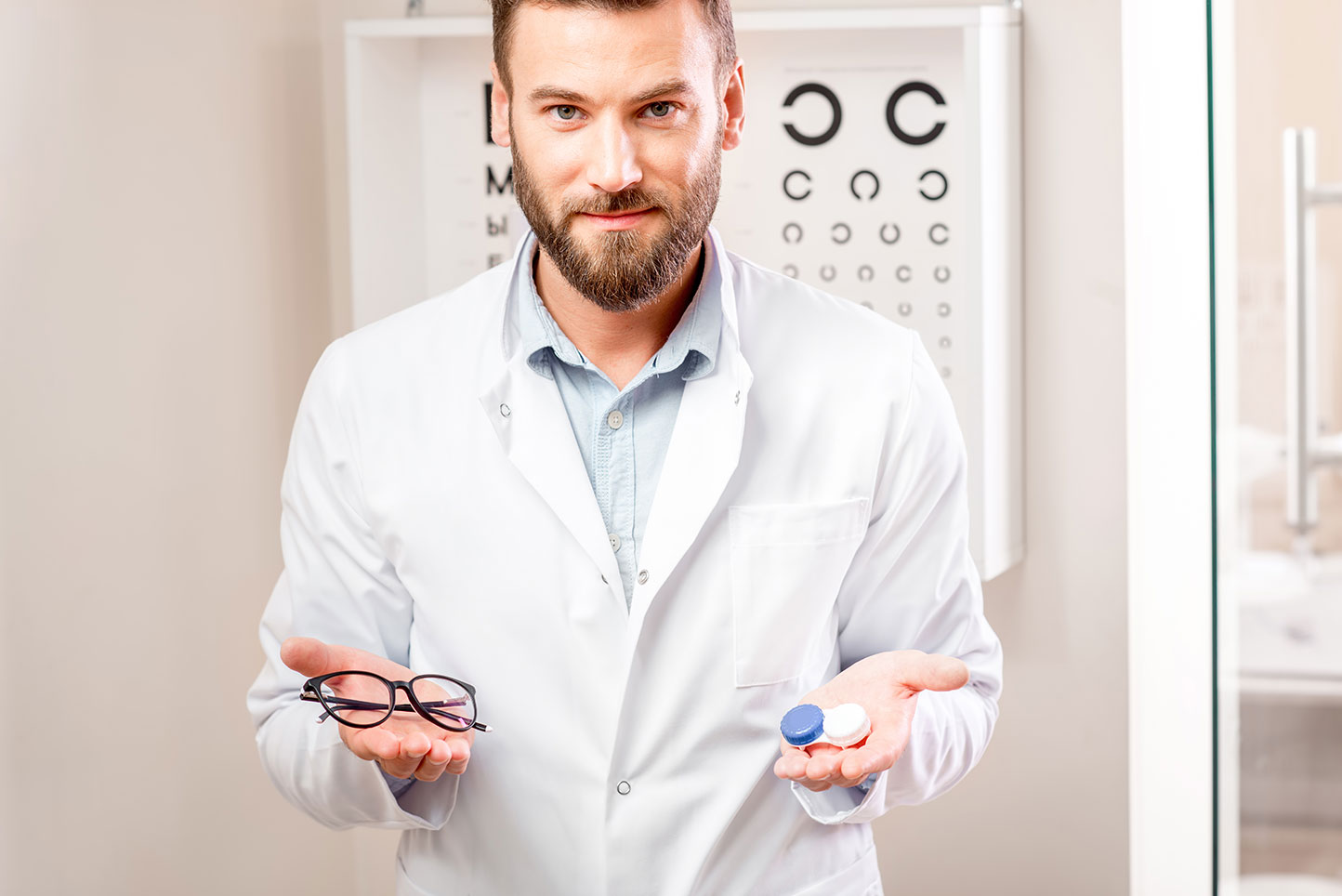 National Contact Lens Examiners (NCLE) Exam